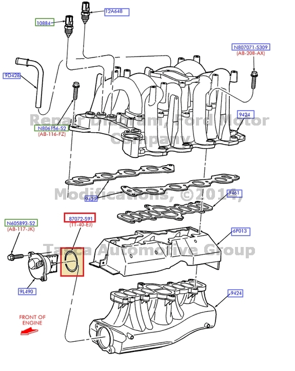 on Ford Taurus Air Conditioning Diagram