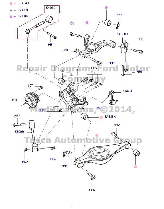 Ford Flex 3 5 Emission System Diagram. Ford. Auto Parts