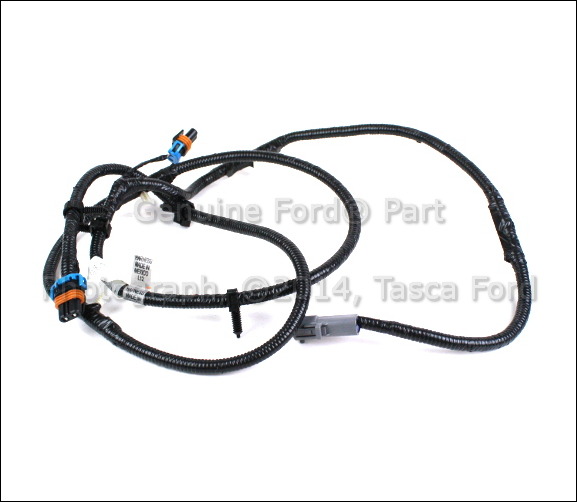 1 new oem fog light wiring harness 2008 2010 ford f250 f350 f450 ford f250 fog light wiring harness at gsmx.co