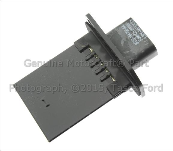 New oem blower motor resistor ford escape taurus x mercury mariner image is loading new oem blower motor resistor ford escape taurus freerunsca Images