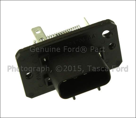 Ford Expedition 2008 For Sale: NEW OEM AIR CONDITIONER RESISTOR 2008-2013 LINCOLN