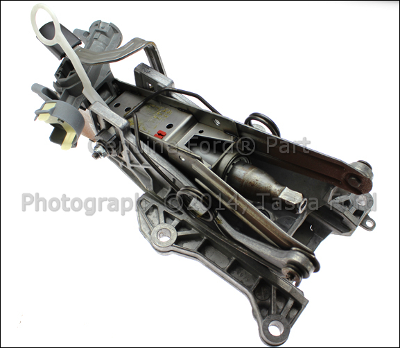 NEW OEM STEERING COLUMN 2008-2010 FORD EXPLORER SPORT TRAC