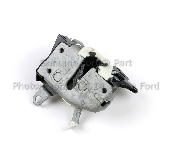 New ford oem lh left driver side front door latch 2002 for 2002 ford explorer rear window latch