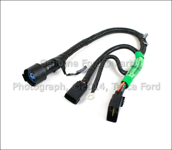 1 new oem rear view mirror camera wiring harness 2008 ford f150 wiring harness for 2006 ford f150 at suagrazia.org