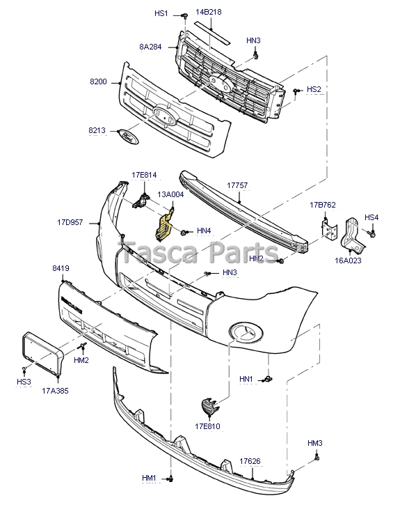 Diagram 2002 Ford Explorer Sport Trac Overhead Console Parts