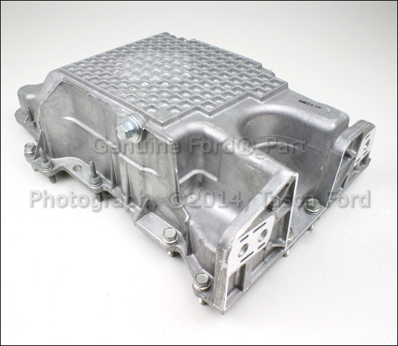 NEW OEM ENGINE OIL PAN ASSEMBLY 2008 FORD ESCAPE MERCURY MARINER ...