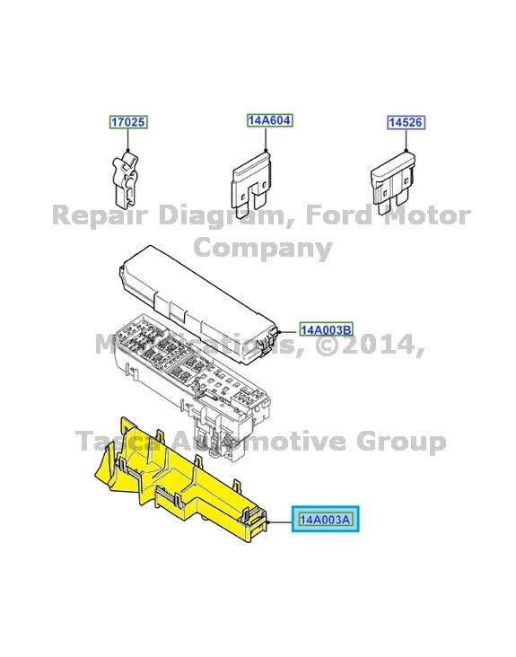 details about brand new oem engine compartment top fuse box cover ford focus transit connect 2005 Ford Focus Fuse Box Diagram image is loading brand new oem engine compartment top fuse box