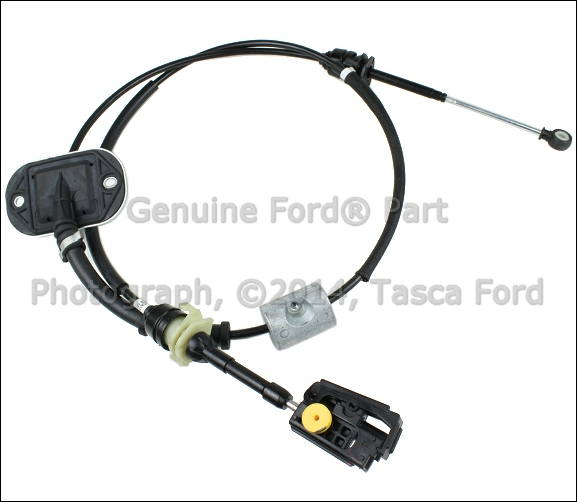 new oem 4 speed automatic transmission shift cable ford