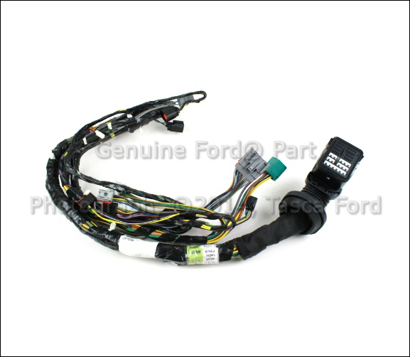 0 brand new oem lh front door wiring harness 2009 2010 ford f250 door wiring harness for 2005 dodge magnum at eliteediting.co