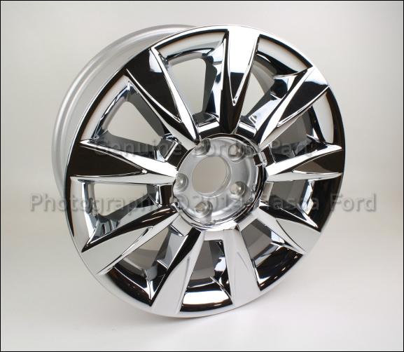 New 17 x 7 5 Chrome Rim Wheel 2010 2013 Lincoln Zephyr MKZ