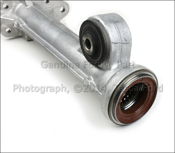 2009 Ford Expedition Exterior: NEW OEM FRONT Axle Shaft Tube 2007-2013 Navigator