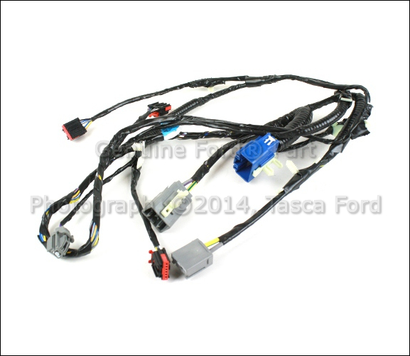 2005 ford f 250 audio wiring