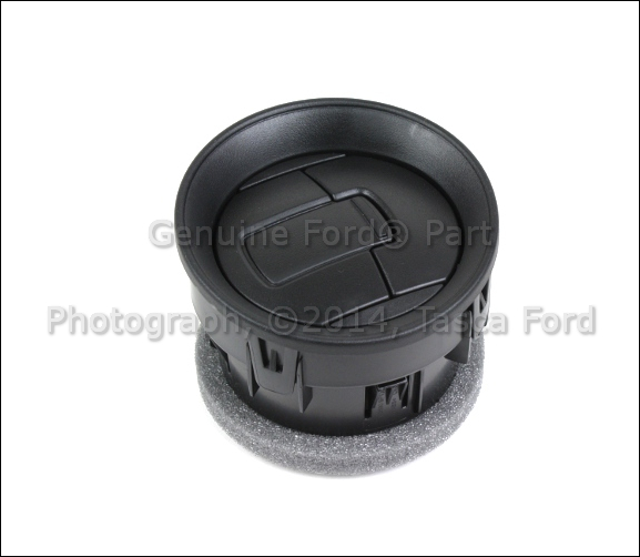 FORD OEM 09-2014 Ford F150 XLDashboard AC//Heater Air Vent Louvre 9L3Z19893AA 4