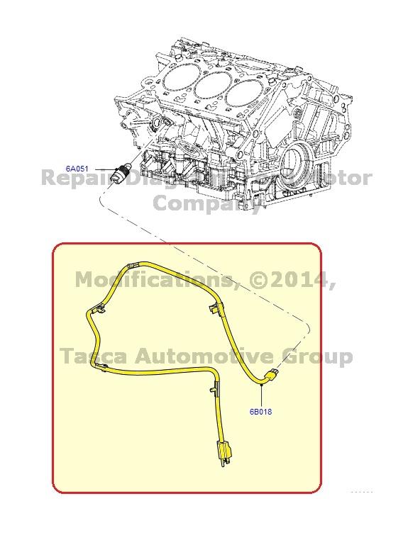 oem engine block heater wire 2009 2012 ford escape mercury mariner rh ebay com