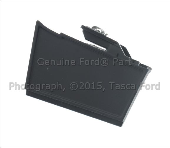 Ford Escape Mercury Mariner LH Side Rear Window Molding Plastic OEM  2008-2012