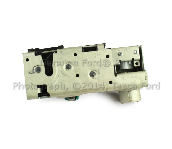 brand new oem driver side front door lock latch 2010 2013 ford rh ebay com 2010 ford transit connect door lock actuator ford transit connect door lock parts