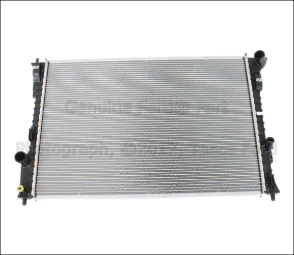 New Radiator for Ford Flex FO3010299 2010 to 2012
