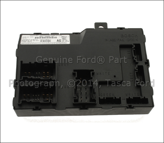 Where Is The Body Control Module On: BRAND NEW OEM MULTI-FUNCTION BODY CONTROL MODULE (BCM