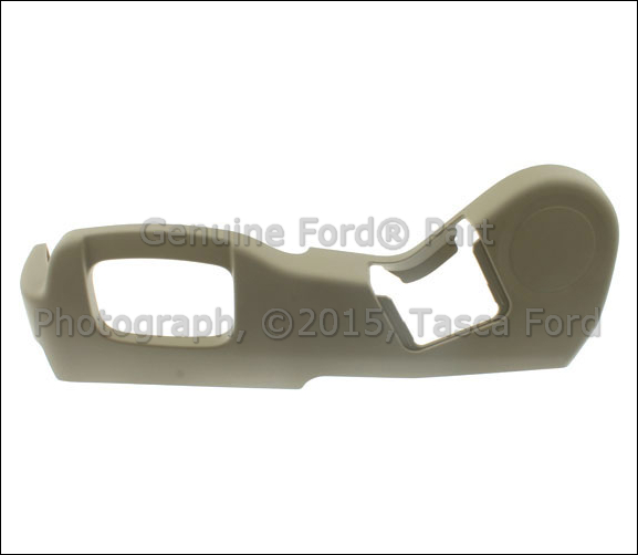 New Oem Front Seat Cushion Valance Driver Outboard Agate