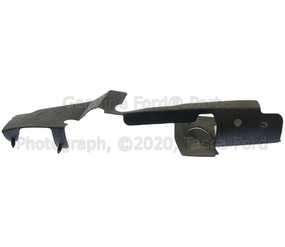 new oem lh derivative air deflector for 2010