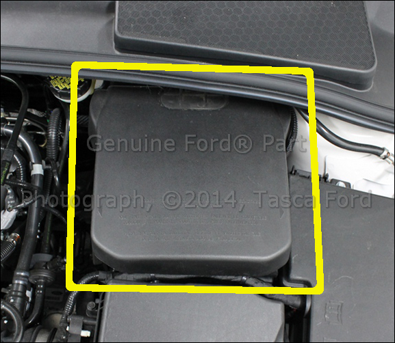 brand new oem battery cover 2012 2013 ford focus 2013 ford. Black Bedroom Furniture Sets. Home Design Ideas