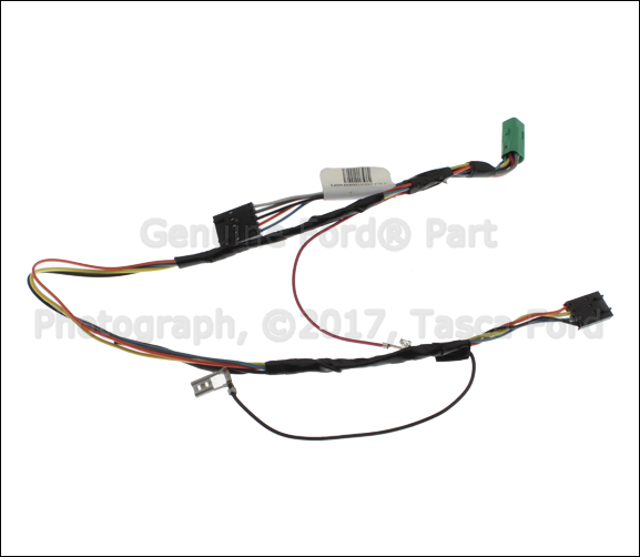 genuine oem ford steering wheel harness  u0026 39 12
