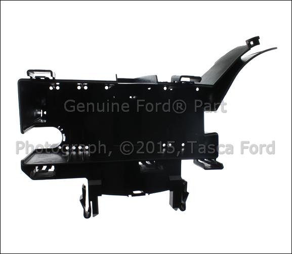 brand new oem fuse holder bottom cover 2011 2013 ford. Black Bedroom Furniture Sets. Home Design Ideas