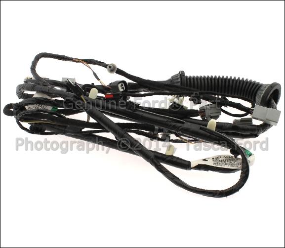 oem fixed rear view camera jumper wire wiring harness 2011 12 ford rh ebay com