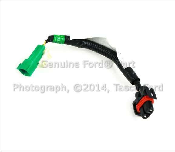 0 brand new oem fog light wiring harness 2011 13 ford explorer w ford f250 fog light wiring harness at bayanpartner.co