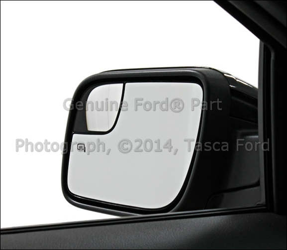 New Oem Lh Drivers Side View Mirror 2011 2013 Ford Explorer Bb5z
