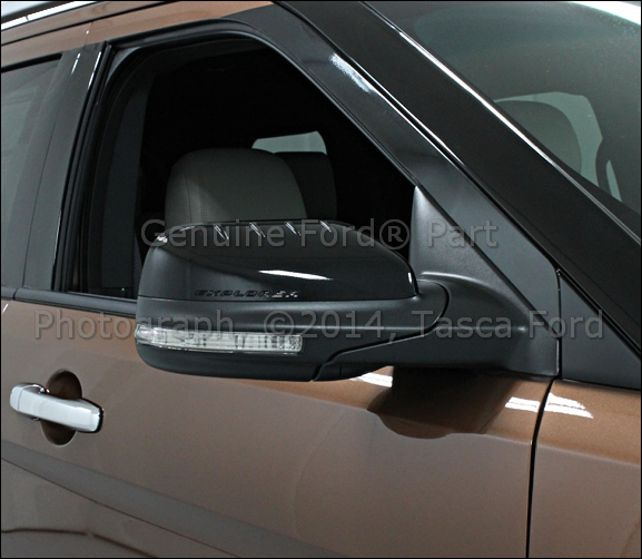 New Oem Paint To Match Rh Side Mirror Cover 2011 2013 Ford Explorer