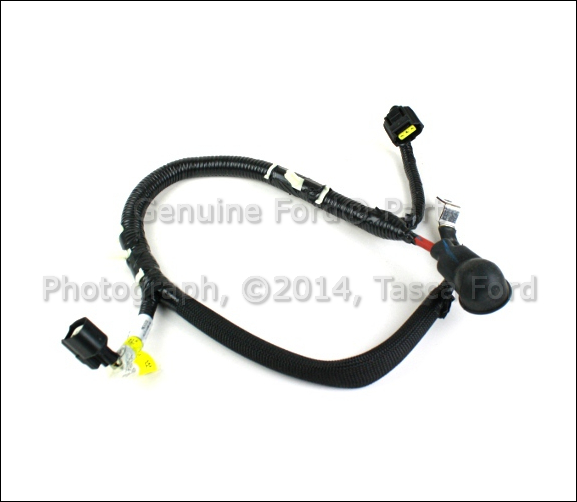 1 new oem alternator wiring harness 2011 2013 ford f250 f350 f450 ford alternator wiring harness at highcare.asia