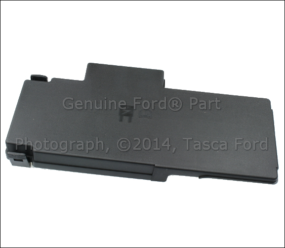 1 new oem engine compartment fuse panel cover 2011 15 ford f250 f350 Circuit Breaker Box at n-0.co