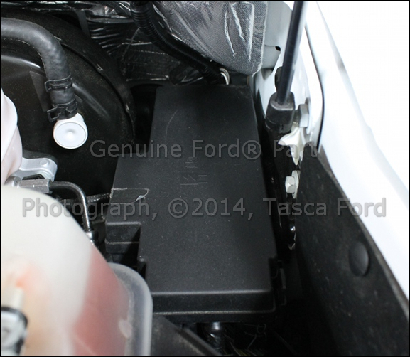 2011 ford f450 fuse box new oem engine compartment fuse panel cover 2011-15 ford ... 2002 ford f450 fuse box