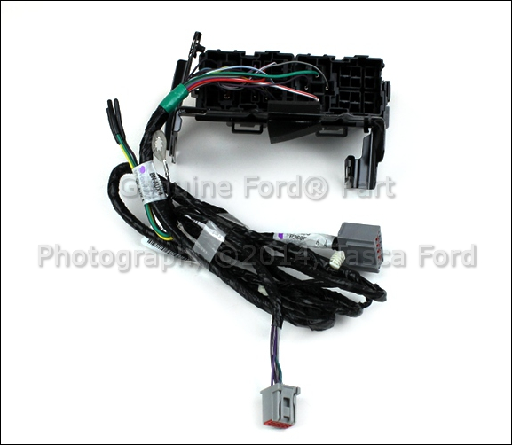 06 ford f 250 factory switch wiring new oem upfitter switch jumper wire harness 2011-2013 ford ... #3