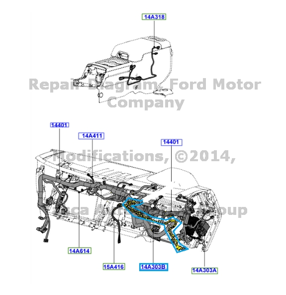 2016 Ford F550 Motor Wire Harness : 33 Wiring Diagram