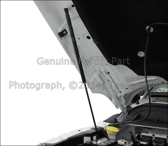 2012 f250 hood struts