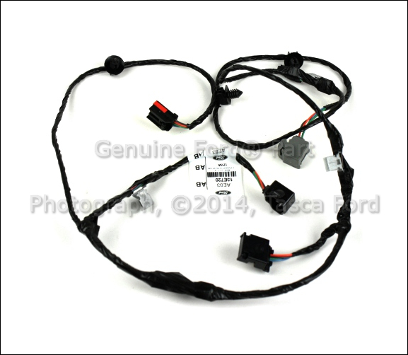 new oem interior lighting pigtail wiring 2011 2013 ford fiesta be8z 2005 Ford Mustang Wiring Diagram image is loading new oem interior lighting pigtail wiring 2011 2013