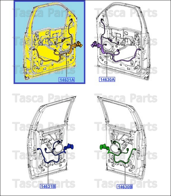 Drivers Door Wiring Diagram For Ford F 250 - Wiring Diagrams ... on