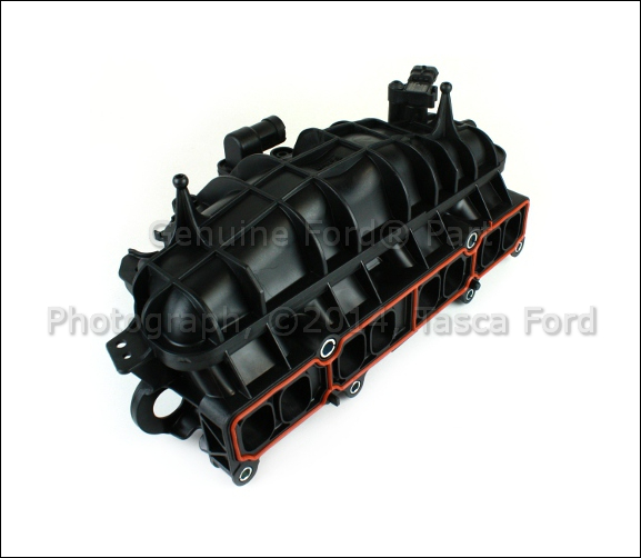 Image Is Loading New Oem Intake Manifold 2017 Ford Fusion Amp