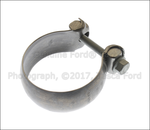 Ford OEM Exhaust Clamp BR3Z5A231D Image 9