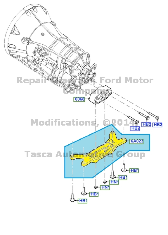 Marvelous Brand New Oem Transmission Mount Support Bracket 2011 2014 Ford Wiring 101 Orsalhahutechinfo