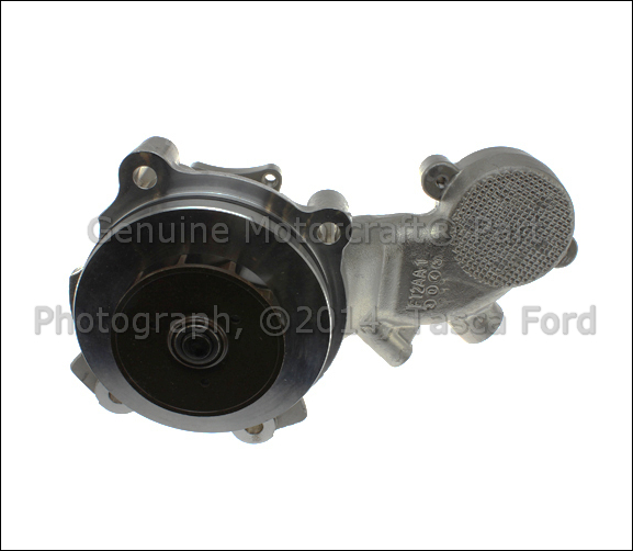 BRAND NEW OEM WATER PUMP FORD 2011-2013 F150 2011-2014 ...