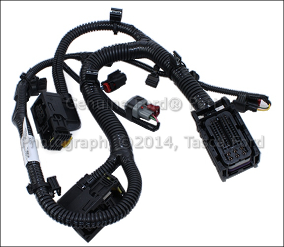New Oem 6 Speed Auto Transmission Bulkhead Wiring