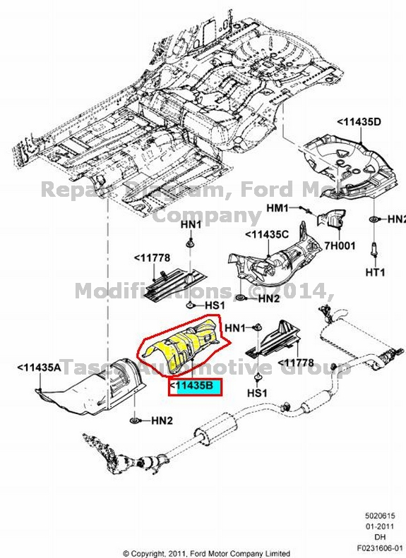 2010 ford focus undercarriage diagram  ford  auto parts