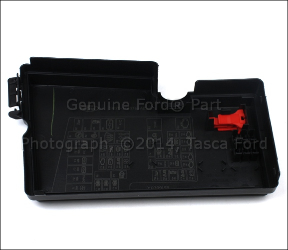 2000 ford focus fuse box new oem engine compartment top fuse box cover 2012-13 ford ...