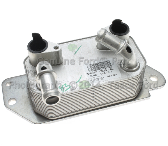 Details About NEW OEM 6 SPEED AUTOMATIC TRANS OIL COOLER FORD 2014 2015 TRANSIT 2013 15 ESCAPE
