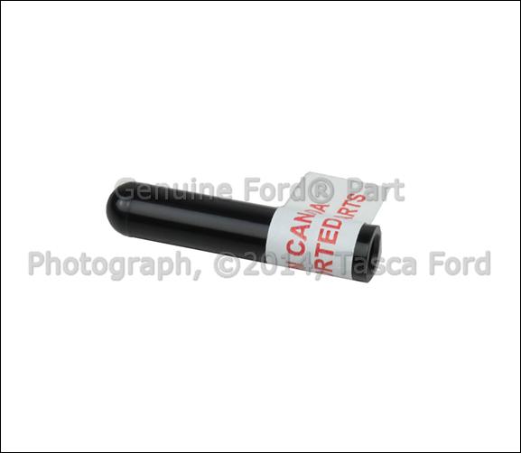 Genuine Ford Door Lock Control Knob Post Pin OEM Black D9ZZ6621850B