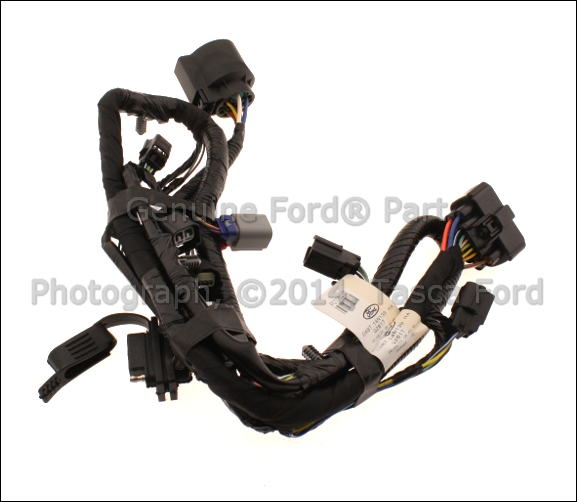 BRAND NEW OEM REAR BUMPER WIRING HARNESS 2013-2014 FORD