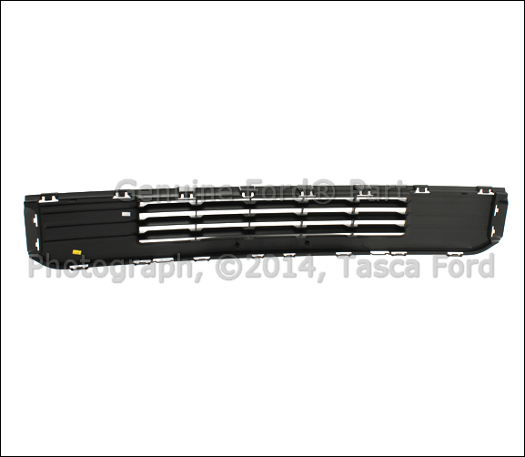 BRAND NEW OEM FRONT BUMPER LOWER GRILLE 2013-2014 FORD